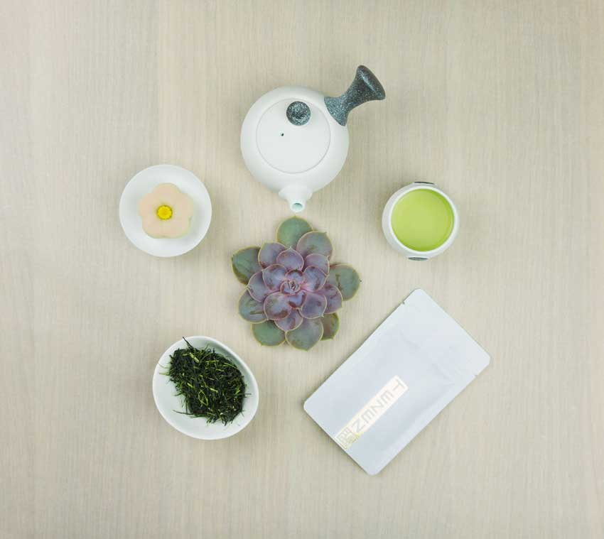 Gyokuro-weiss TEZEN Beste Teesorten entdecken. Hochwertige Tees Online kaufen