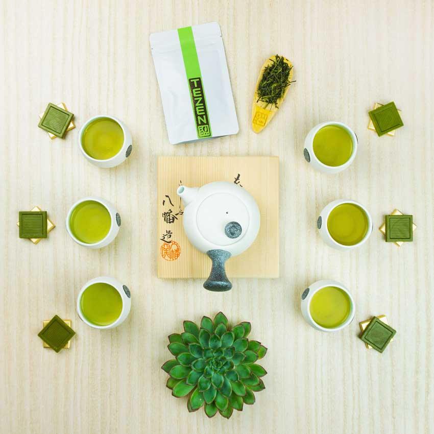 Sencha-der-Klarheit-große-komposition TEZEN Beste Teesorten entdecken. Hochwertige Tees Online kaufen